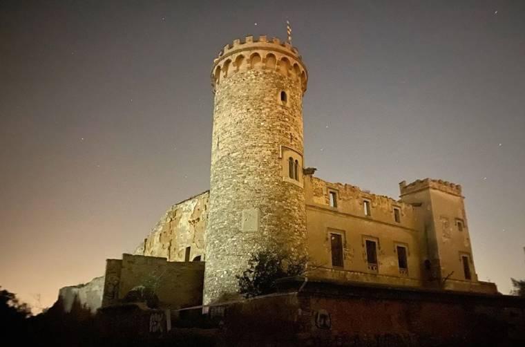 torre salvana abandonado