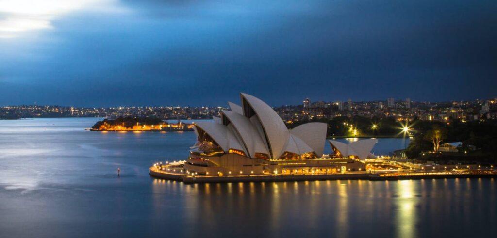 working holiday visa AUSTRALIA