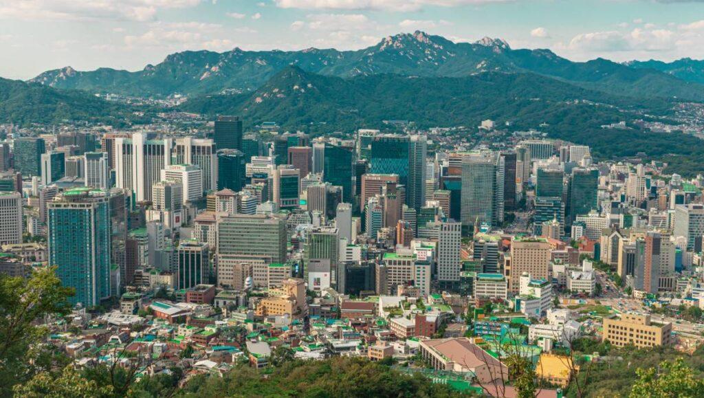 working holiday visa corea del sur